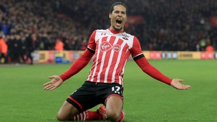 Virgil van Dijk not for sale says Southampton executive director