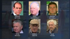 Hillsborough disaster: Six charged