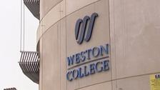 Weston College.