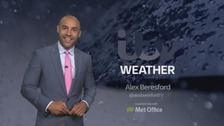 Remaining cloudy with further rain in some parts tonight