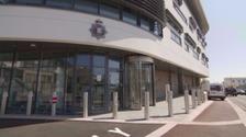 Jersey's police station