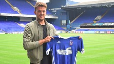 Emyr Huws has agreed a four-year contract.