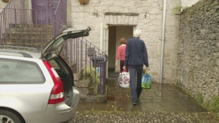 King's Food Bank in Kendal, Cumbria, have seen a 40% increase in referrals so far this year