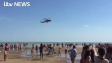"Coroner is told about ""hidden dangers"" of Camber Sands"