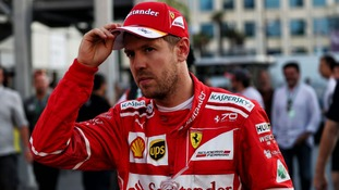 Vettel could be punished by the FIA.