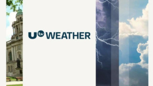 NI Weather: Drier this evening