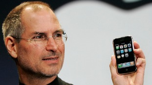 Apple marks 10 years since iPhone first went on sale