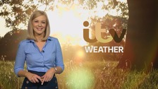 Wales weather: Another cloudy day with rain for some
