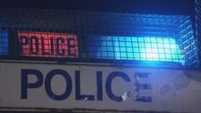 PSNI officers hurt in crash