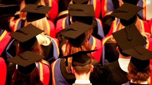 Rising numbers of poor students are dropping out of university.