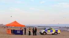 Coroner is told about 'hidden dangers' of Camber Sands