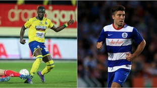 Ousseynou Cissé (left) and Michael Doughty (right) have moved to MK Dons and Peterborough United respectively.