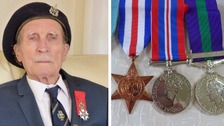 Hunt for blind veteran's medals intensifies as reward increases