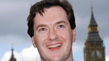 Osborne 'honorary professor' at University of Manchester