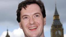Osborne 'honorary professor' at University of Manchester