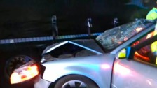 Car driver injured after crash with lorry in Warwickshire