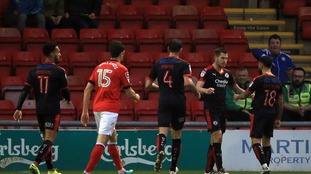 James Collins was in great form for Crawley last season.
