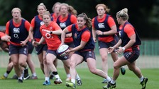 England announce squad for 2017 Women's Rugby World Cup
