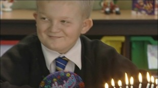 Harry Cattrall from Leyland is celebrating turning 12 on 12/12/12