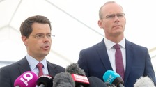 Brokenshire and Coveney