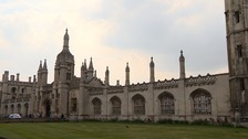 Cambridge University criticised for not doing enough to recognise potential in poorer students