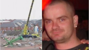 Newall from Bradford died after crane collapsed in Crewe
