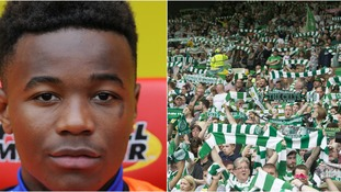 Kundai Benyu will be playing his football at Celtic Park.