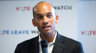 Former shadow cabinet minister Chuka Umunna has led criticism of Brexit.
