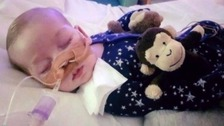 Charlie's parents 'denied wish to take son home to die'