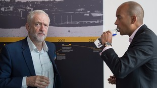 Jeremy Corbyn had urged his party members to abstain in the vote on Chuka Umunna's amendment.