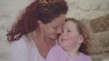 Esmee Polmear from Perranporth suffered from a rare condition that wasn't spotted by doctors.