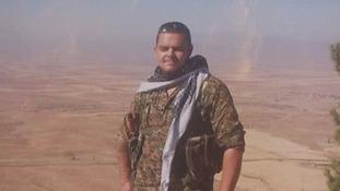 Nottinghamshire man fighting ISIS 'fearing UK arrest'