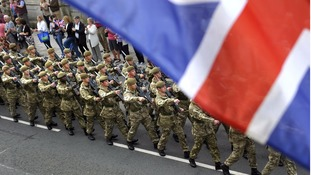 Yorkshire Regiment to exercise Freedom rights in Beverley and Bridlington