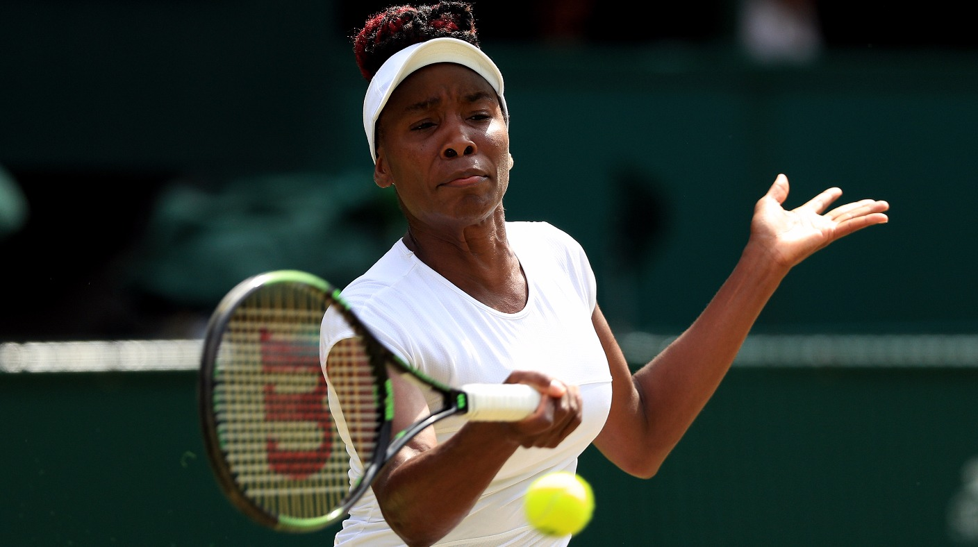 Wimbledon Star Venus Williams Involved In Fatal Car Crash