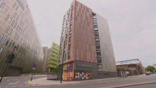 Cladding on Newcastle student accommodation fails fire safety test