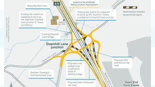 £150m road improvements for A19 in Sunderland and South Tyneside