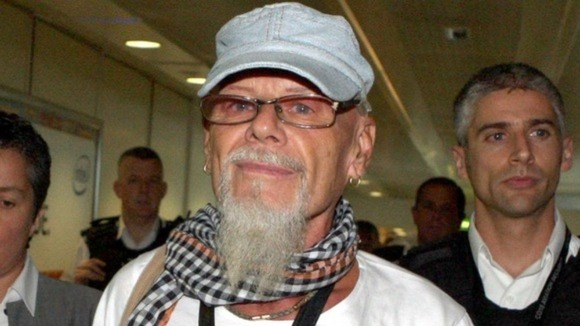 Gary Glitter pictured in 2008.