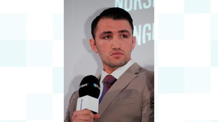 Title fight confirmed for Hughie Fury