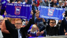 Ipswich Town are hoping to cap away ticket prices.