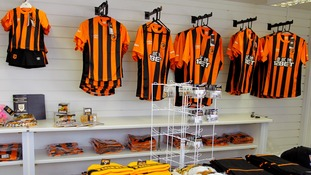 Hull City shop