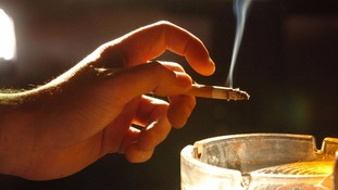 It's been 10 years since people in England were able to smoke in pubs or restaurants