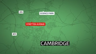 A man in his 20s has died in Cambridge.