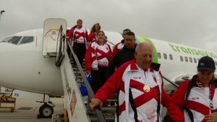 Channel Island teams return home from Gotland