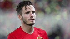 Saul Niguez was rumoured to be a target for Manchester United.