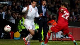 England v Serbia