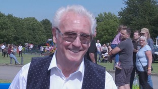 'Great' to be back home says Tony Christie ahead of headline performance