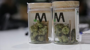 Campaigners welcome 'historic' day as cannabis legalised in fifth US state