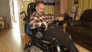 Man with cerebral palsy says the stress of council care reassessments is damaging his health
