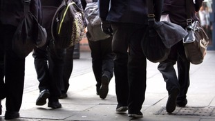 Parents could face fines if their children are not on time to school