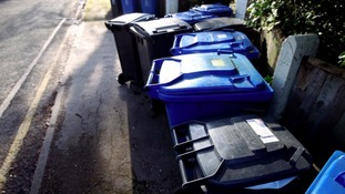 Bin men strike over job losses and 'bullying culture'